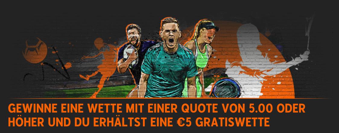 888sport Gratiswette