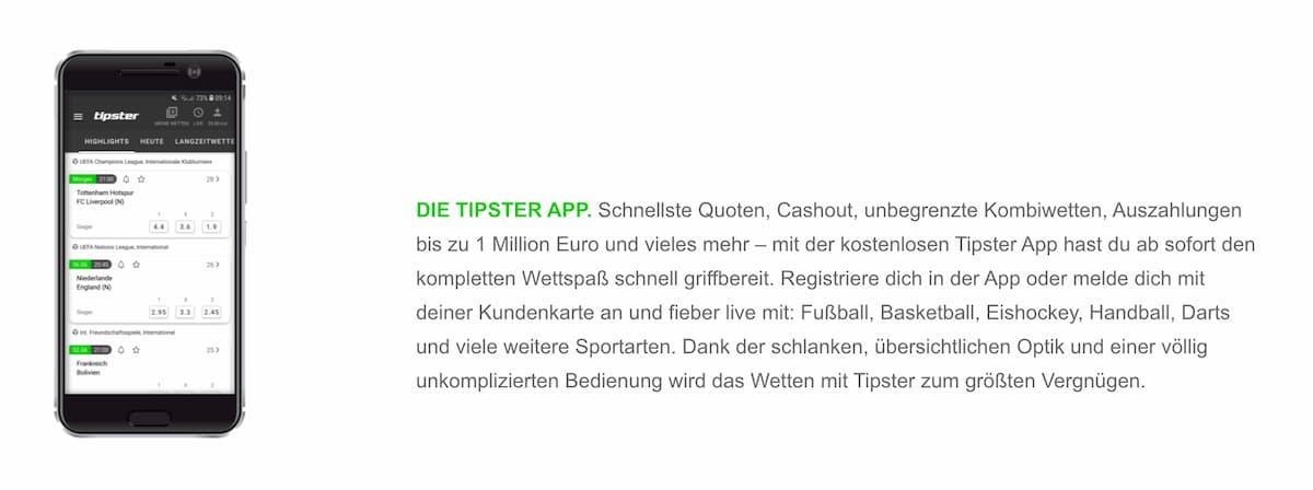 Tipster App Österreich