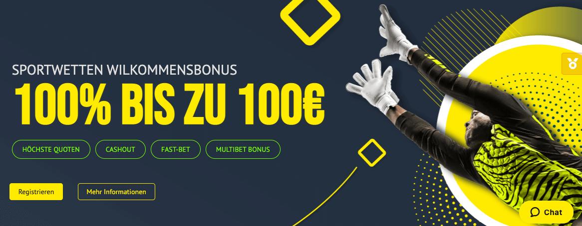 Yonibet Bonus