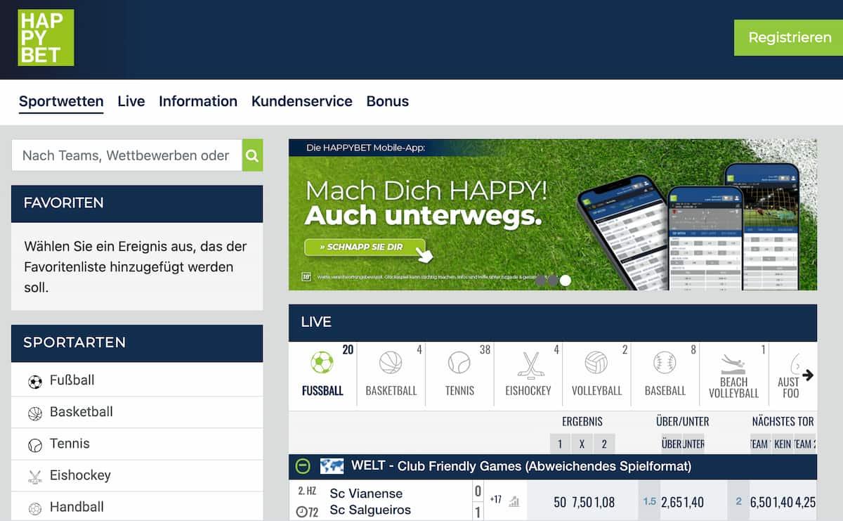 Hpybet Österreich Bonus