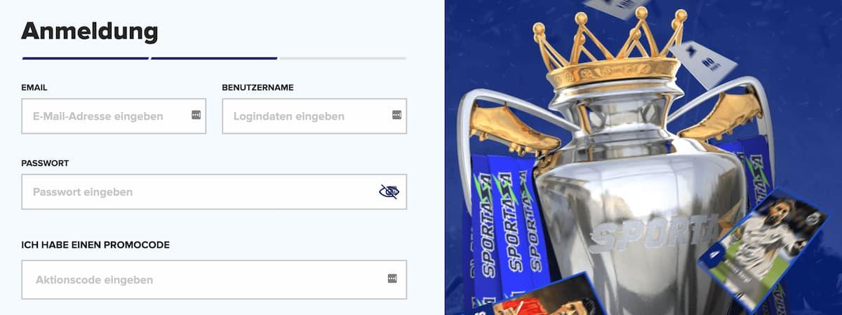 Sportaza Promocode